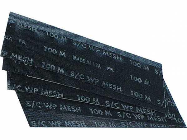 Schleifgitter 5 Stück 115x280mm Korn 100