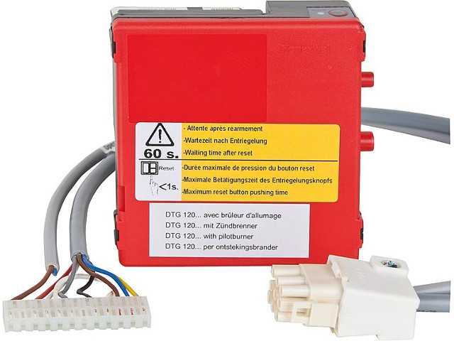 Feuerungsautomat für 83885617