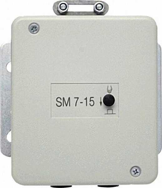 Stellmotor SM 7-15 mit Gabel- mitnehmer 230V - 50 Hz