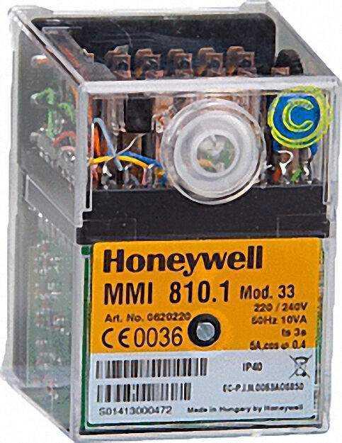 Relais SatronicmmI 810.1 Mod. 35 Nachfolger vonmmI 810 Mod.