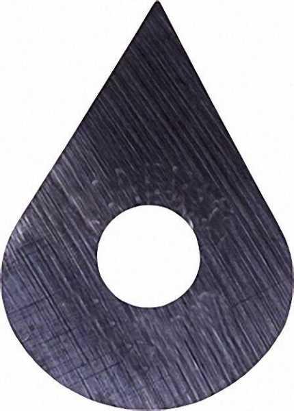 Ersatzklingen für Farbschaber ERGO Typ 625 drop