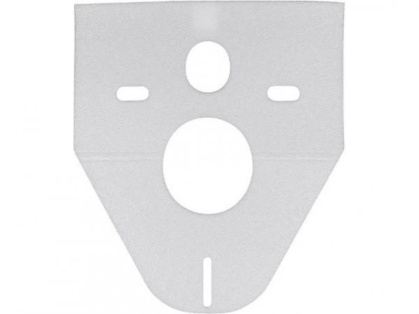 WC-Schallschutzset RG 70/4mm Typ Abdeckkappen