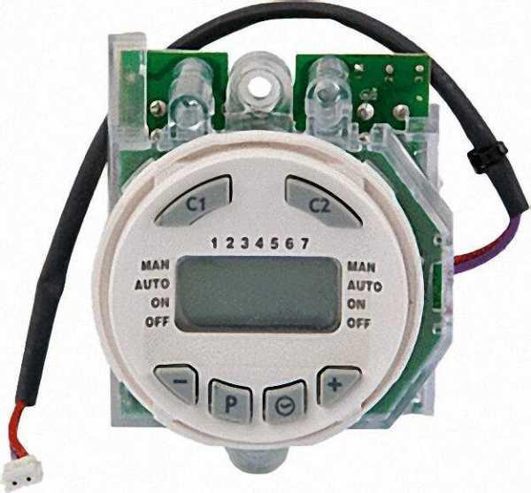 INTERCAL Zeitschaltuhr passend für Ecoheat Gas H15/HS15/S30 Referenz-Nr.: 88.20270-0120