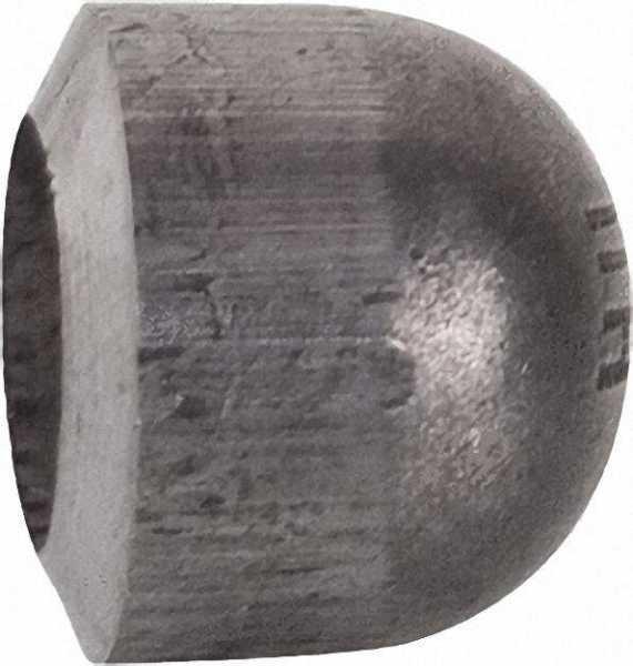 Klöpperboden DIN 28011, P 265 GH kaltverformt, V-Kante außen 159,0x 5,0mm