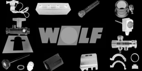 WOLF 8907134 Verkleidung seitlich rechts, Weiß