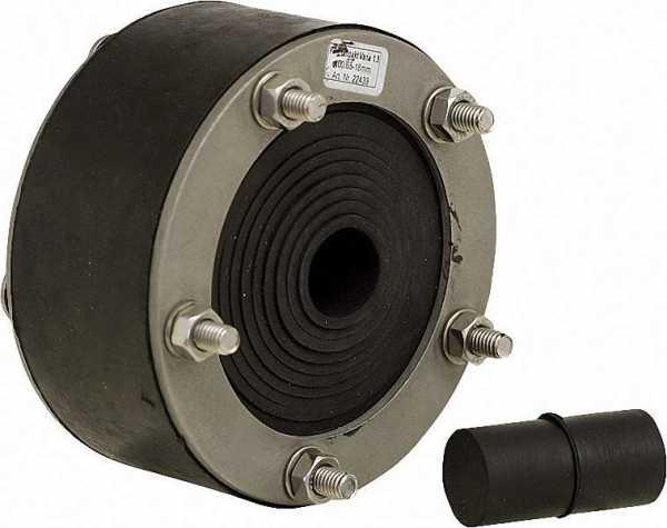 Mauerdurchführungen für Kabel und Leitungen von 18 bis 160mm