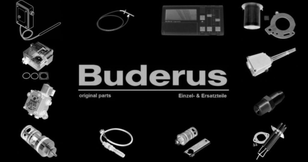 Buderus 7096260 Geruchsverschluss 19/29/40