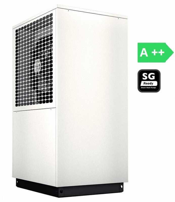 372970 LA 9S-TUR Reversible Hocheffizienz Luft/Wasser-Wärmepum