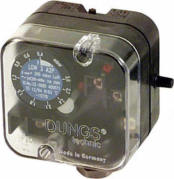 DUNGS Differenzdruckwächter LGW 10 A 2 P