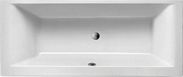IDEAL STANDARD Duo - Badewanne 1700mm Washpoint BxTxH: 1700x750x463mm