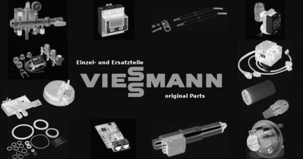 VIESSMANN 7078694 Füllrohr für Paromat-Triplex PF050