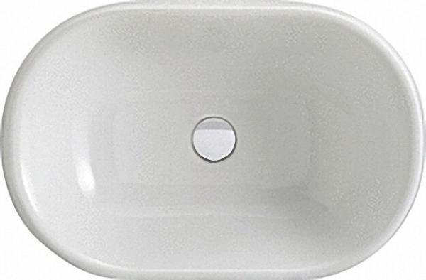 Aufsatz-Waschtisch 'NUVOLA 75'