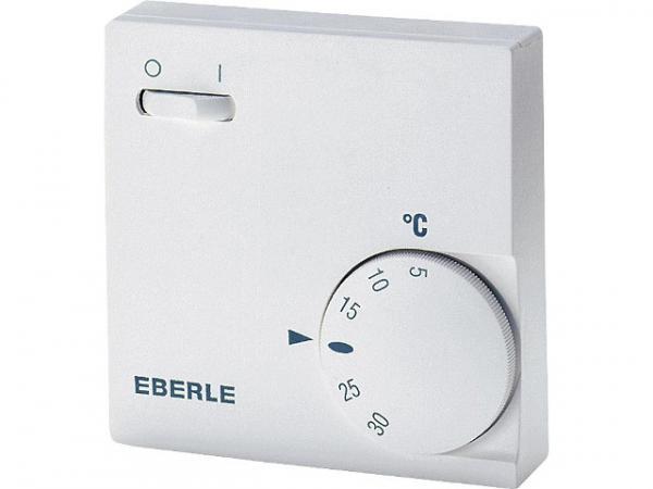EBERLE Raumtemperaturregler RTR-E 6763 230V 50/60Hz