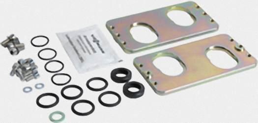 VIESSMANN 7823420 Austauschsatz Anschlussplatten für PWT