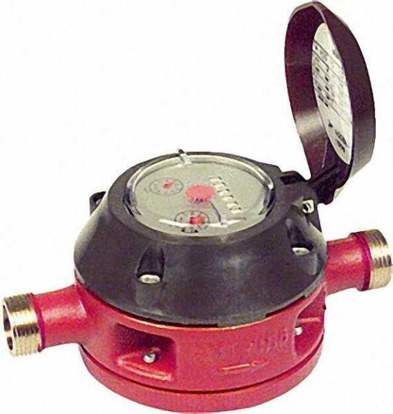 AQUAMETRO Aqua - Metro - Ölzähler Ringkolbenzähler VZO 20 RC 30-1500 l/h mit Außengewindeanschluss 3