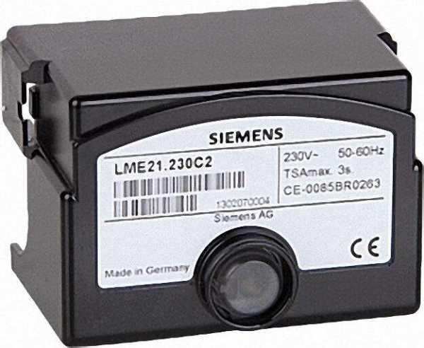 L & G Gasfeuerungsautomat LME 22.331 C2 ersetzt A2