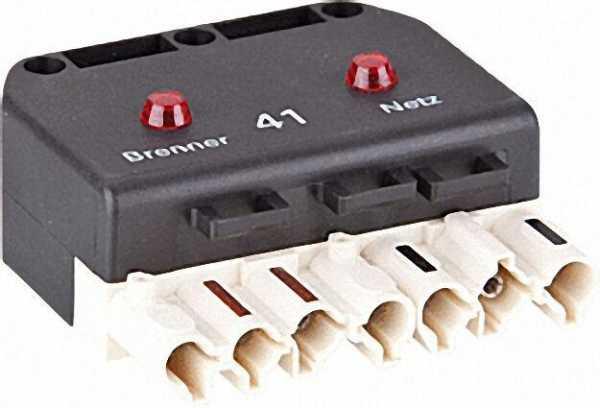 Prüfstecker 7-polig Prüfung der Stromversorgung Brenner/Netz