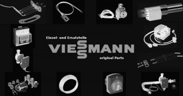 VIESSMANN 7142090 Vorderblech Mitte