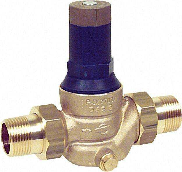 Druckminderer Typ 403-6 DVGW-bauteilgeprüft Rotguß DN 25