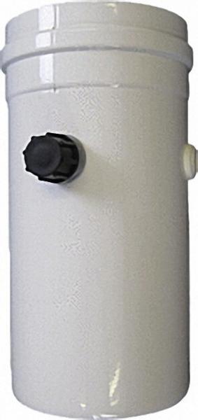 Kesseladapter passend für Evenes Kunststoffabgassystem 42116048002 + 421160126
