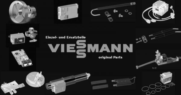 VIESSMANN 7825428 Gas-Durchgangshahn G3/4 - R1/2 m.TAE