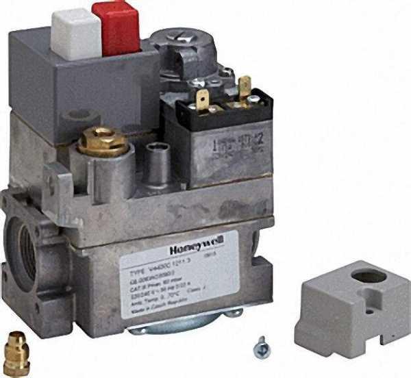 Gaskombinationsventil R 3/4'' ''langsam öffnend'' 24 V/50 Hz Erdgas! ersetzt V 8800 C 1119