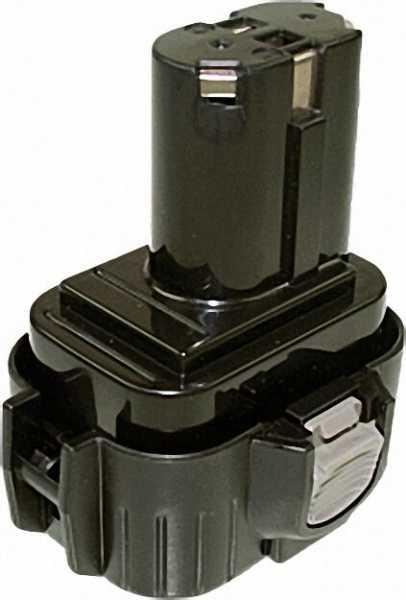 Werkzeugakku für Makita Ni-Cd 9, 6V/2000 mAh