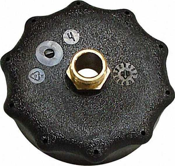 Deckel komplett für Filterbeutel Weithalskanister 30 Liter