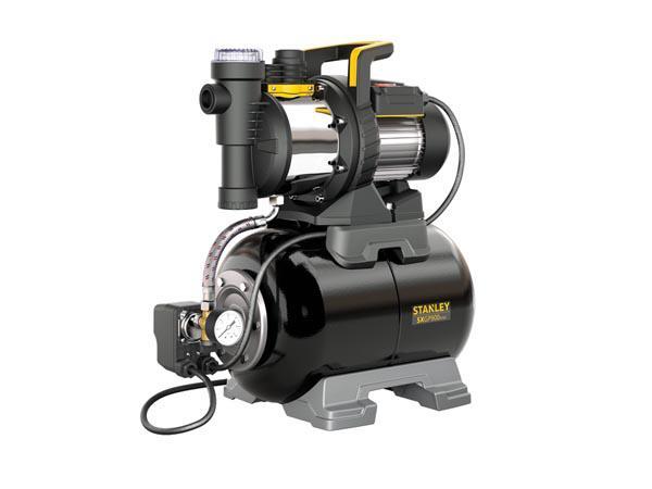 STANLEY Hauswasserwerk Pumpe 24 l, 3300 l/h, 900 W STN-P900B