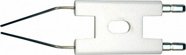 Doppelzündelektrode Anschluss 4mm