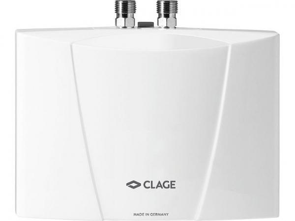 Kleindurchlauferhitzer Clage M6 drucklos, 5,7KW 230V, Untertisch