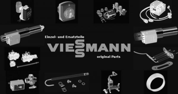 VIESSMANN 7332932 Vorderblech Mitte VSB05-13