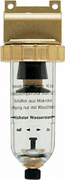 Druckluft-Filter 16 bar Anschluss G1 Durchfluss 10,000 l/min