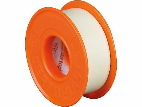Korrosionsschutz-Verschlussklebeband elfenbein, Breite 19 mm, Länge 10 m