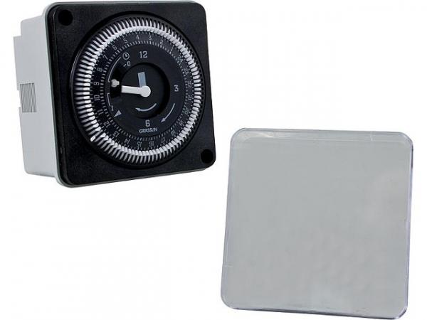 Grässlin Verteilerschaltuhr FM-1QRTuZH 230V AC//130V DC