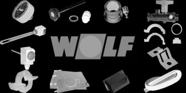 WOLF 2461125 Gussglied links