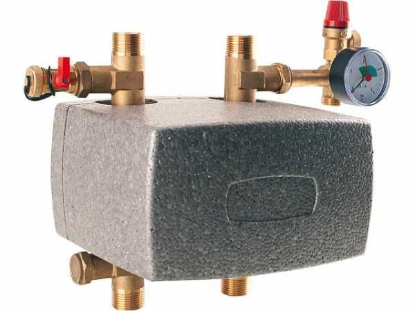 Easyflow Syst1 Systemtrennung Heizung Wärmetauscher 16 Platten