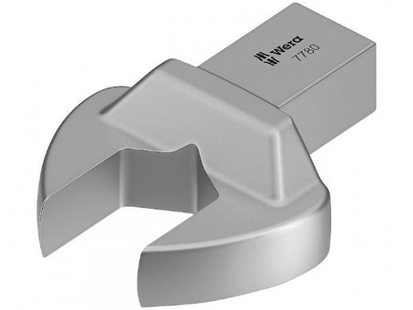 Einsteck-Maulschlüssel WERA Vierkant 14x18mm, Form C SW 22
