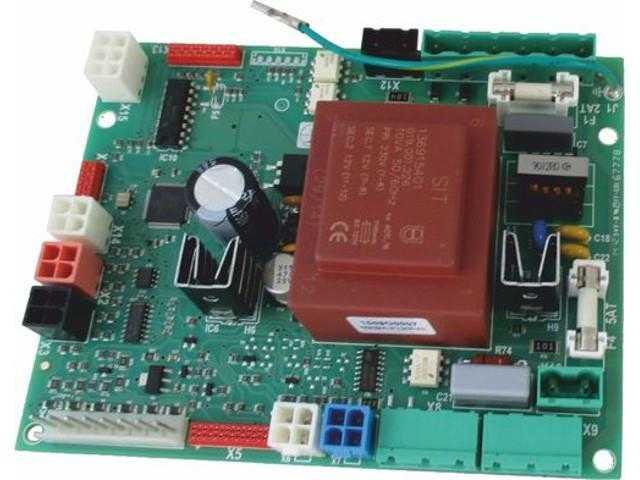2744537 Zentrale Steuerplatine CWL-400