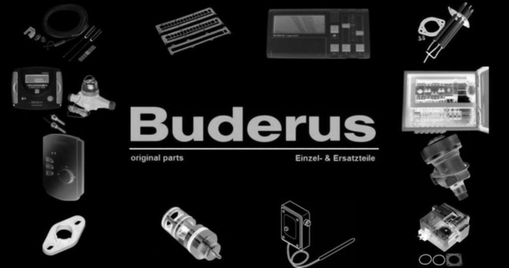 """Buderus 87185715770 Anode G1 1/4"""" D33x1800mm everp"""