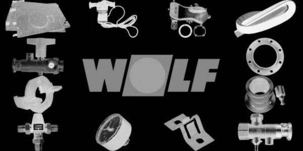 WOLF 3490610 ET-Set Distanzbolzen + Schrauben GTK-4