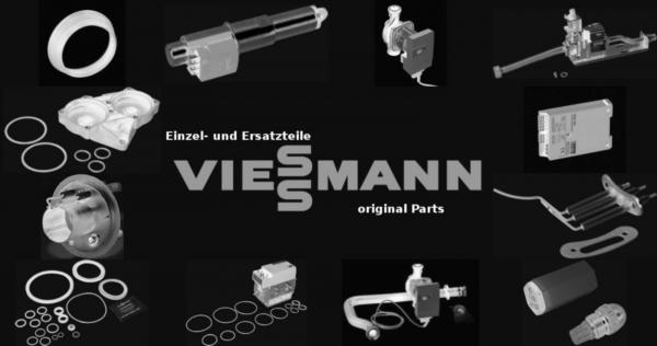 VIESSMANN 7825014 Satz Rohrstücke mit Verschraubung HW