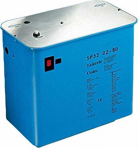 ECKERLE Saugpumpenaggregat SP 32/02-80m mit mech. Antiheberventil 1, 80m