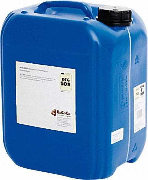 BCG Reiniger für Solaranlagen BCG SOR, 10 Liter