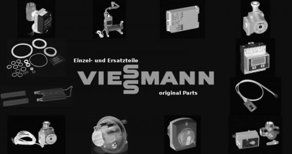 VIESSMANN 7077288 Verkleidung Flammino Gr. 02 Stahlblech Grundiert