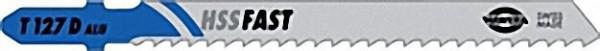 HSS-Fast-für Alu, VPE = 5 Stück 3x74 Schneidlänge 75mm HSS-Fast T 127 D für Alu