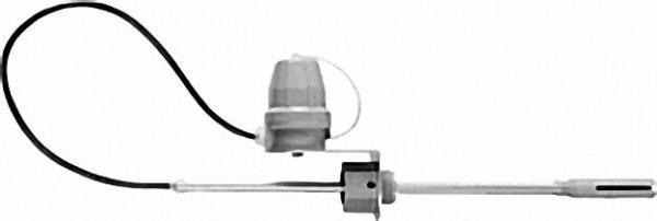 Grenzwertgeber GWG 12-K/1 mit Winkel und Anschlussarmatur Typ 905