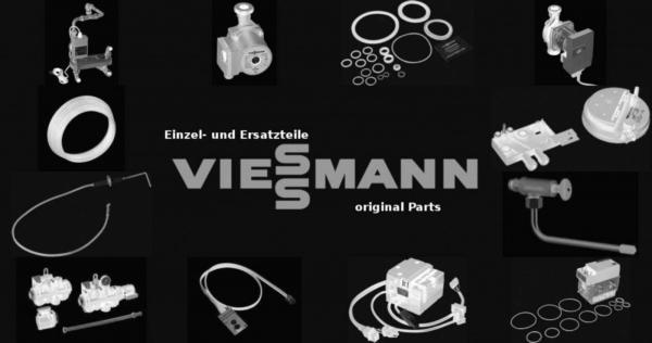 VIESSMANN 7831838 Halteblech mit Rohrclips
