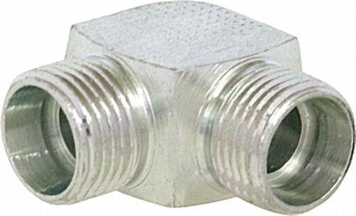 Winkel-Verschraubung, verzinkt W16SCFX
