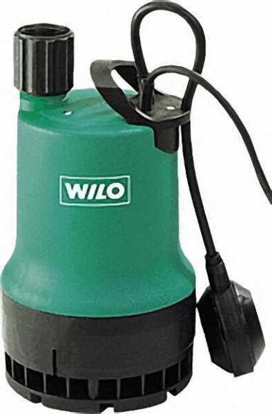 WILO-Drain Twister TMW 32/8-A Kellerentwässerungspumpe, wassergekühlt, DN32 (11/4'')